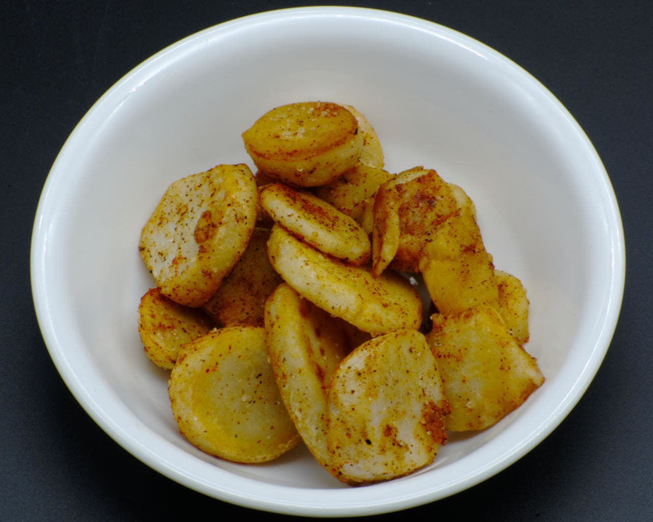 Fried Taro Image