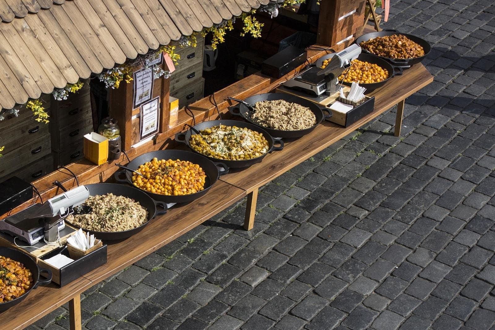 Street Food Image