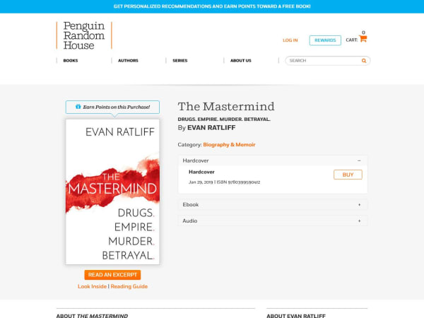 screenshot ofThe Mastermind Book