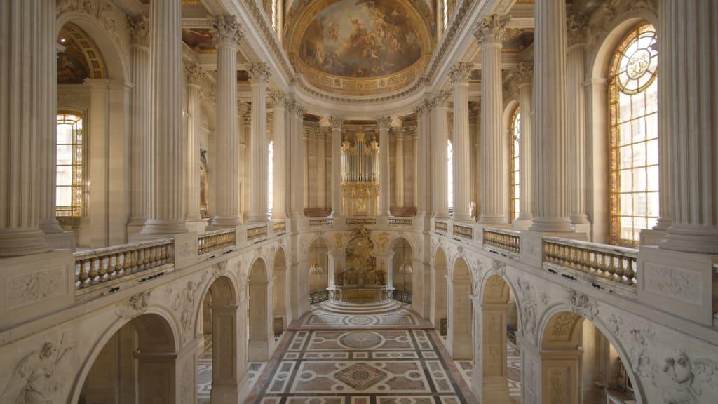 La chapelle Royale, 2021