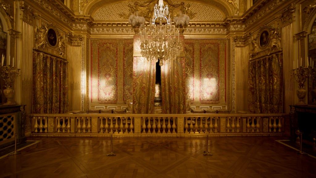 La chambre du Roi, 2021