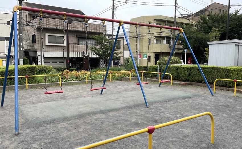世田谷区立駒繋公園_5