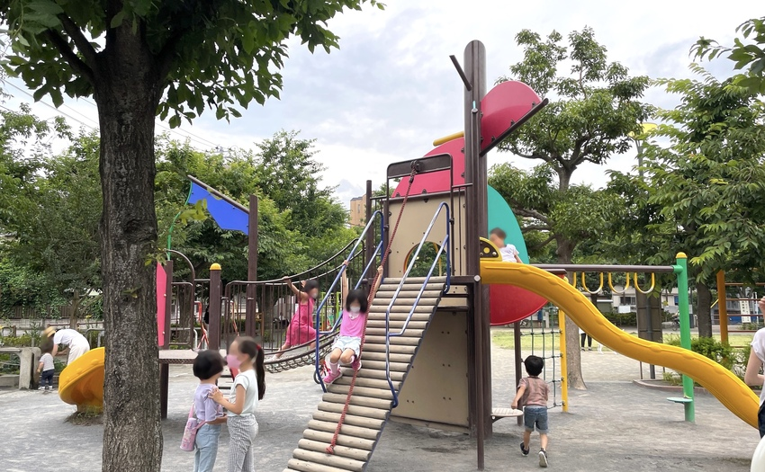 染井よしの桜の里公園_1