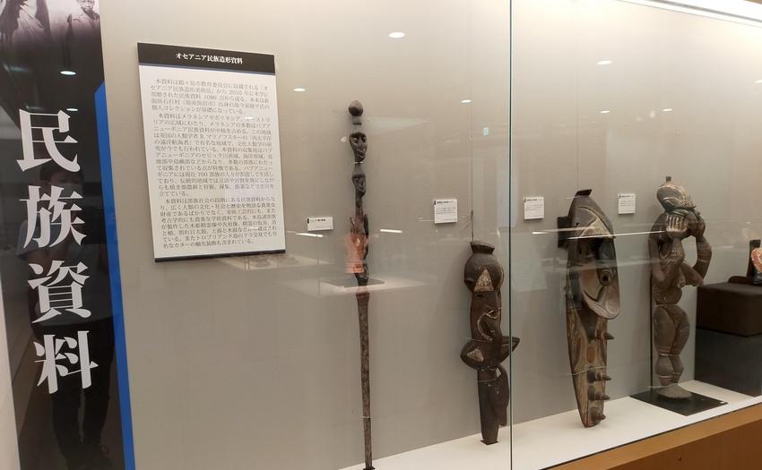 考古学・民族資料常設展示_5