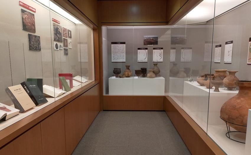 考古学・民族資料常設展示_3