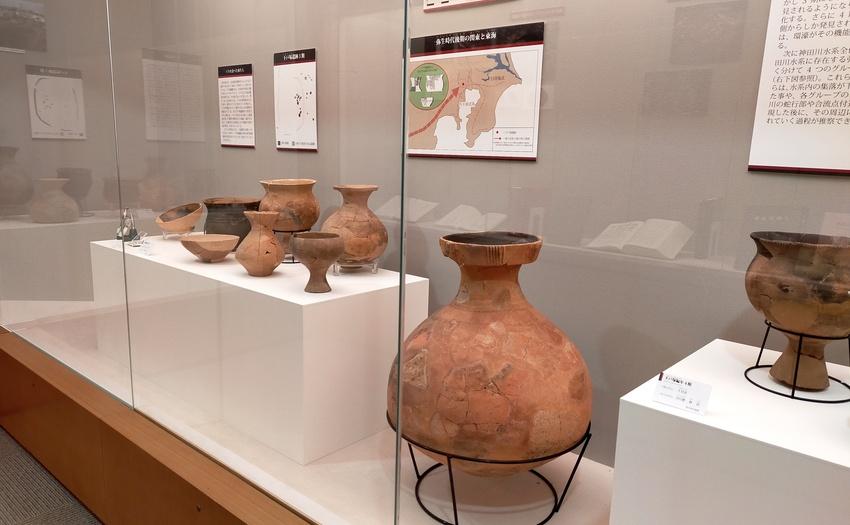 考古学・民族資料常設展示_2