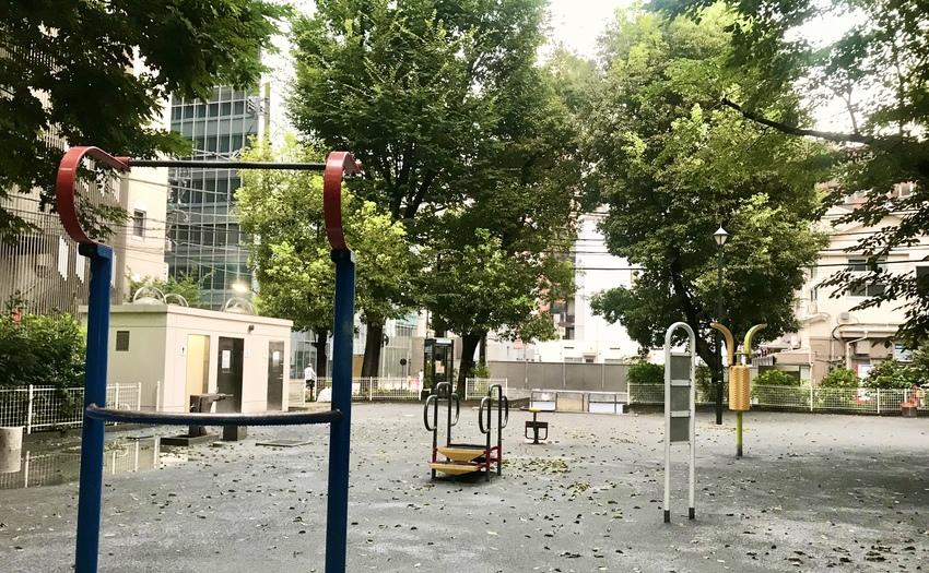 東池袋公園_1