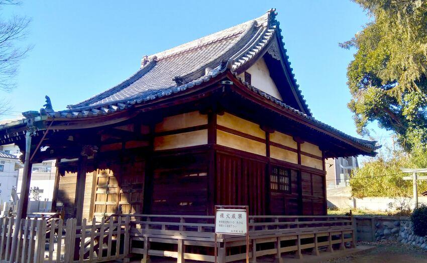 松月院大堂・八幡神社_1