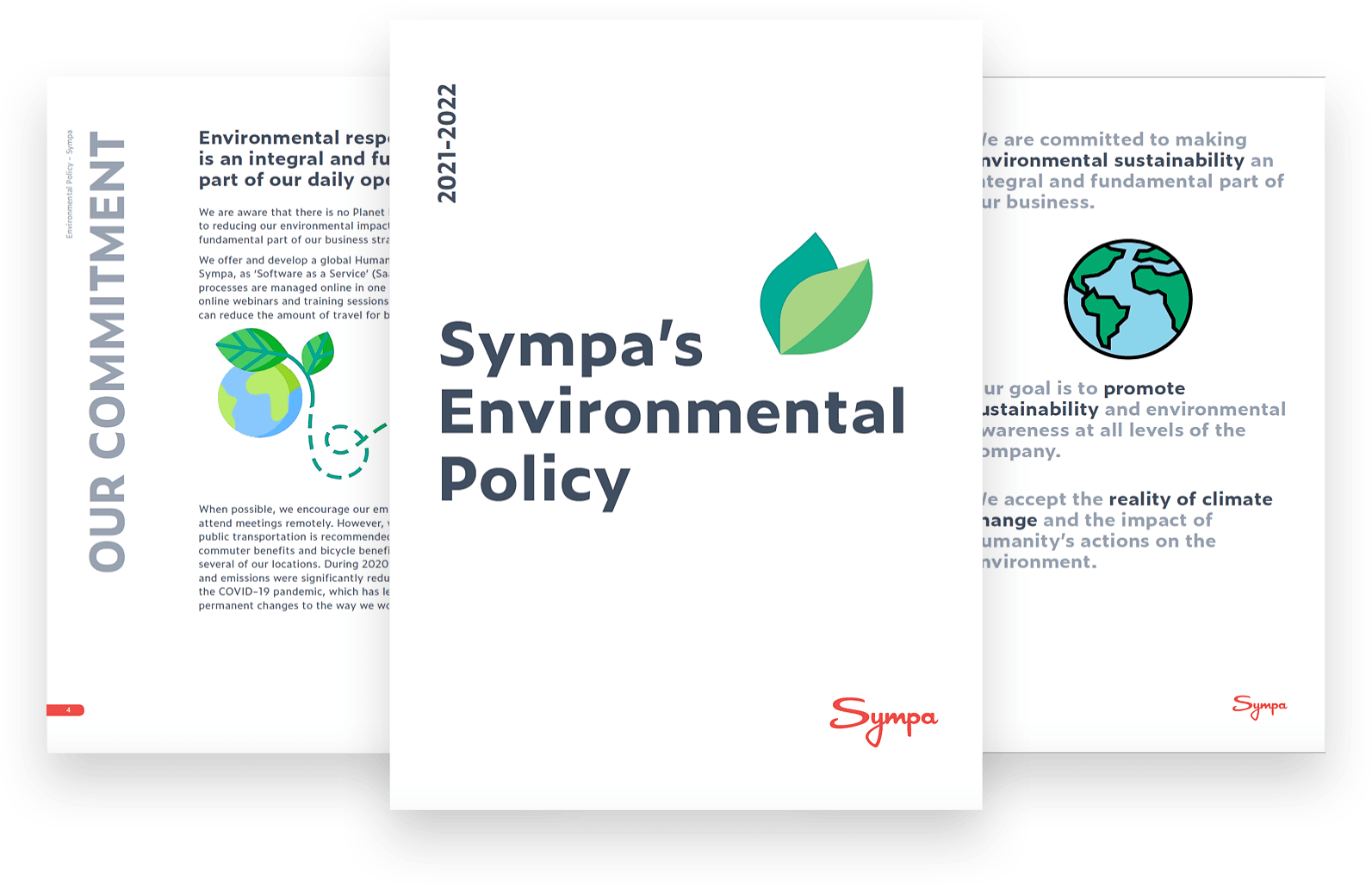 Sympa's Environmental Policy