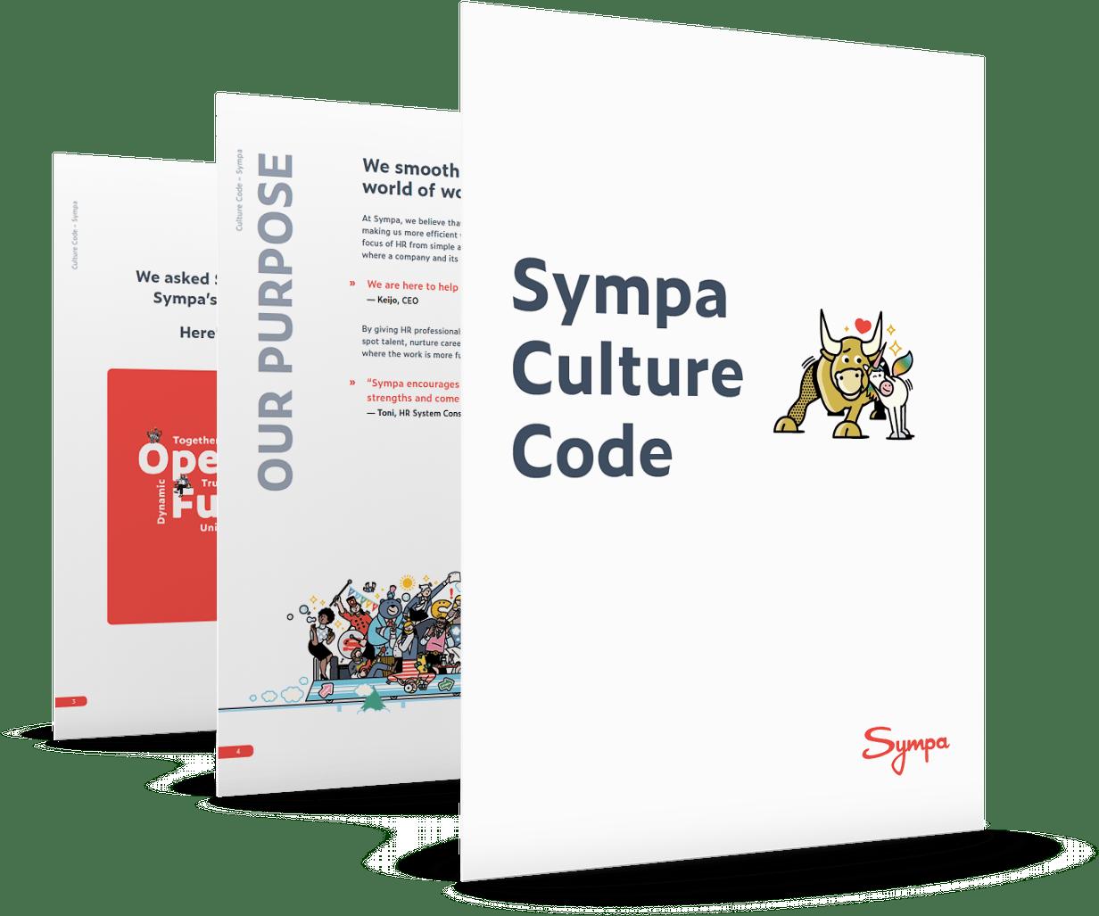 Sympa's Culture Code