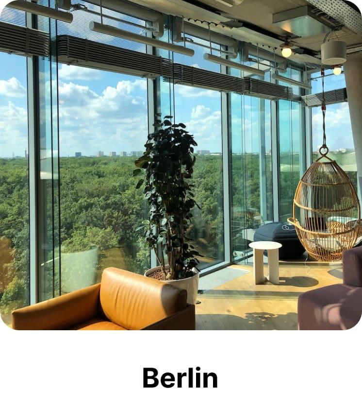ChartMogul Berlin office