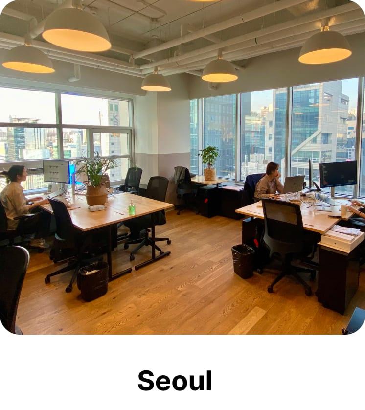 ChartMogul Seoul office