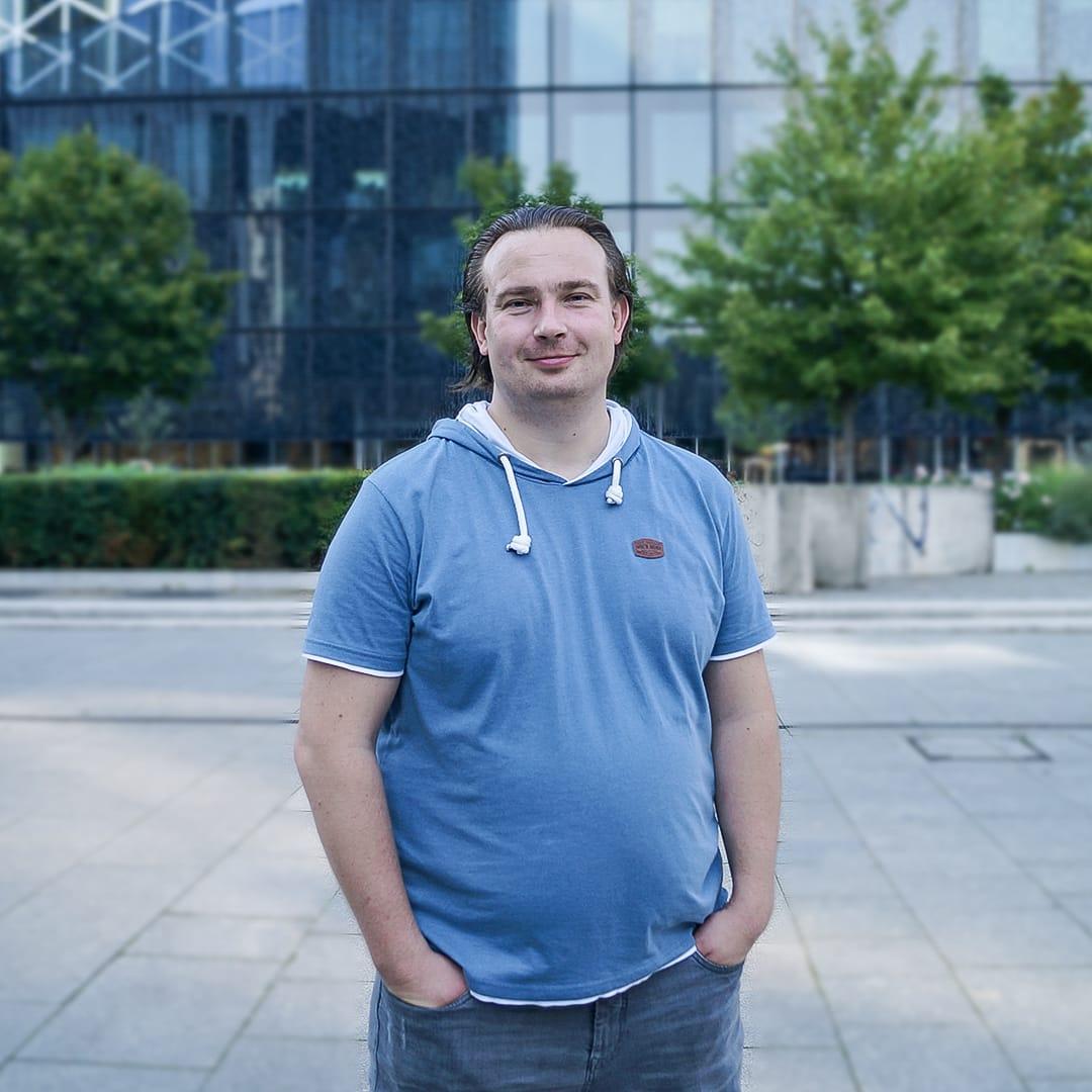 Bogdan Girman, System Engineer