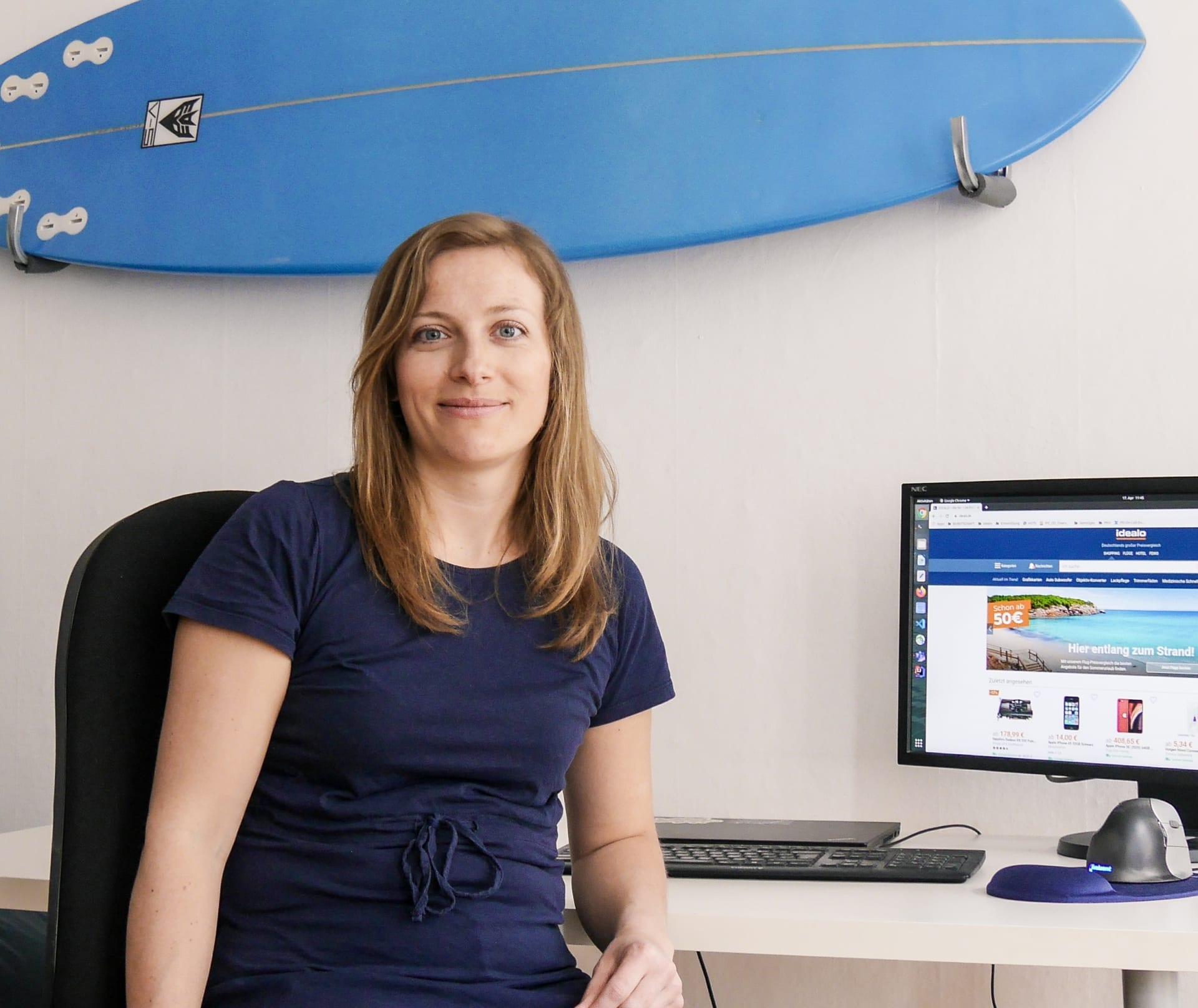 Eva Göttert, Software Engineer