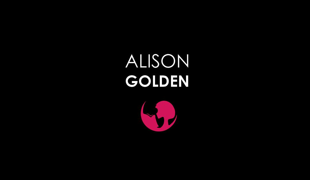 Alison Golden Logo Design