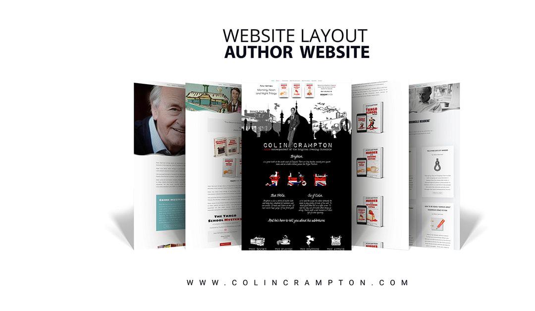 Peter Bartram's Colin Crampton Website