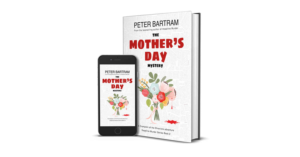 The Mother's Day Mystery by Peter Bartram