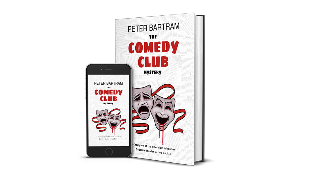 The Comedy Club Mystery by Peter Bartram