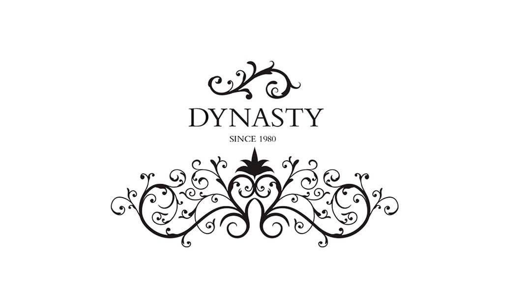 Dynasty Wine Logo Design