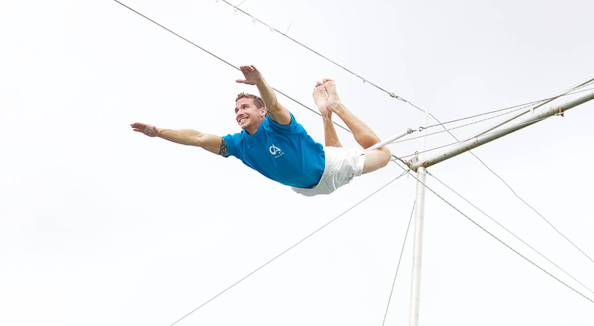 Flying Trapeze Workshop - 5 Sessions