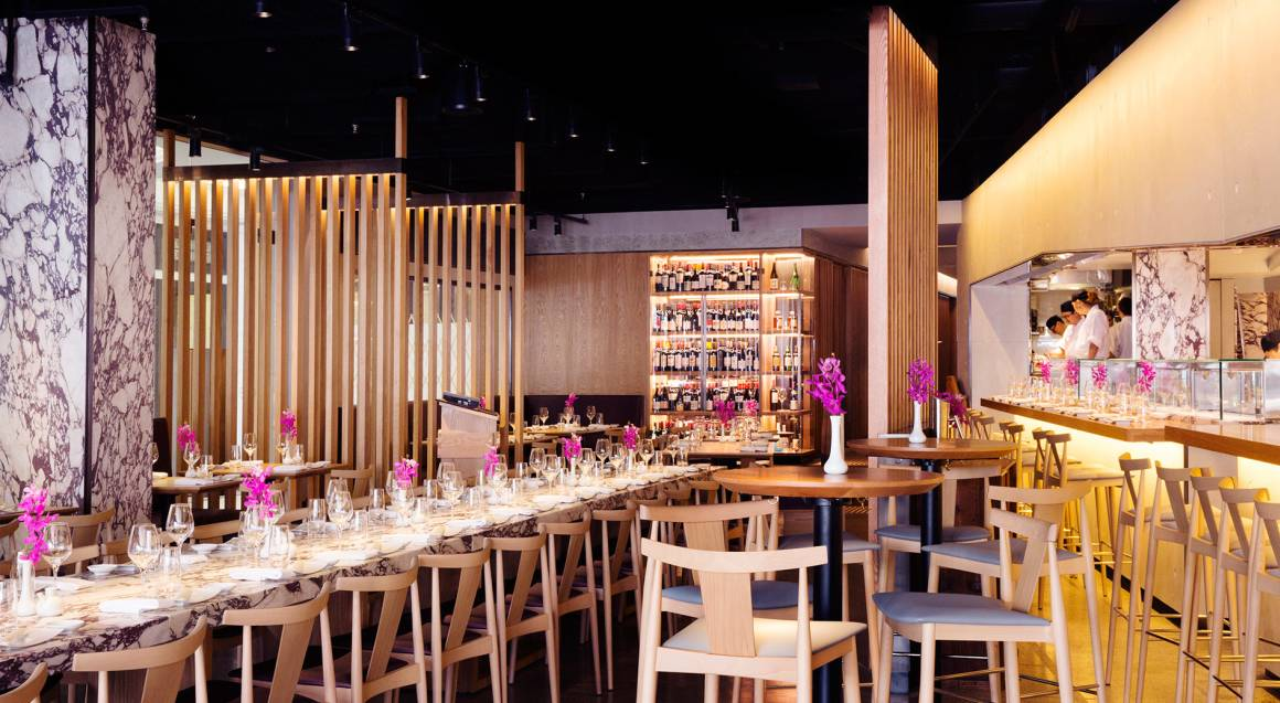 9 Course Japanese Lunch with Free-Flowing Champagne - For 2