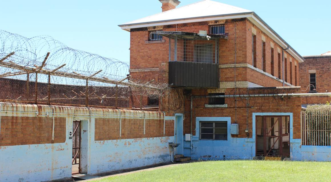 Boggo Road Gaol Tour with Ex-Inmate Guide