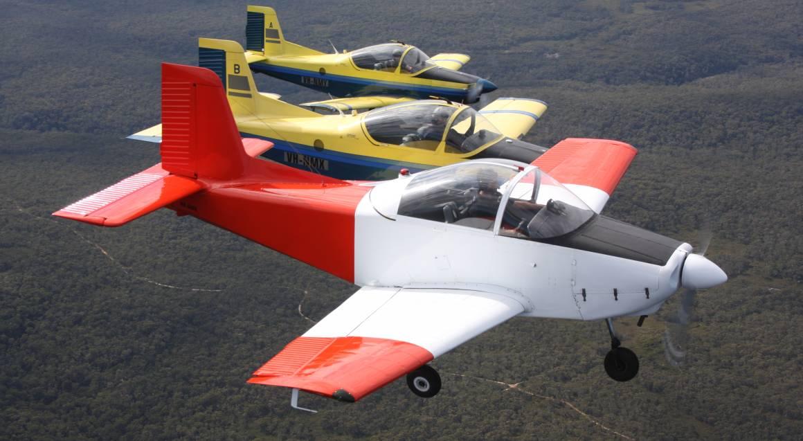 Hands On Aerobatic Flight - 30 Minutes