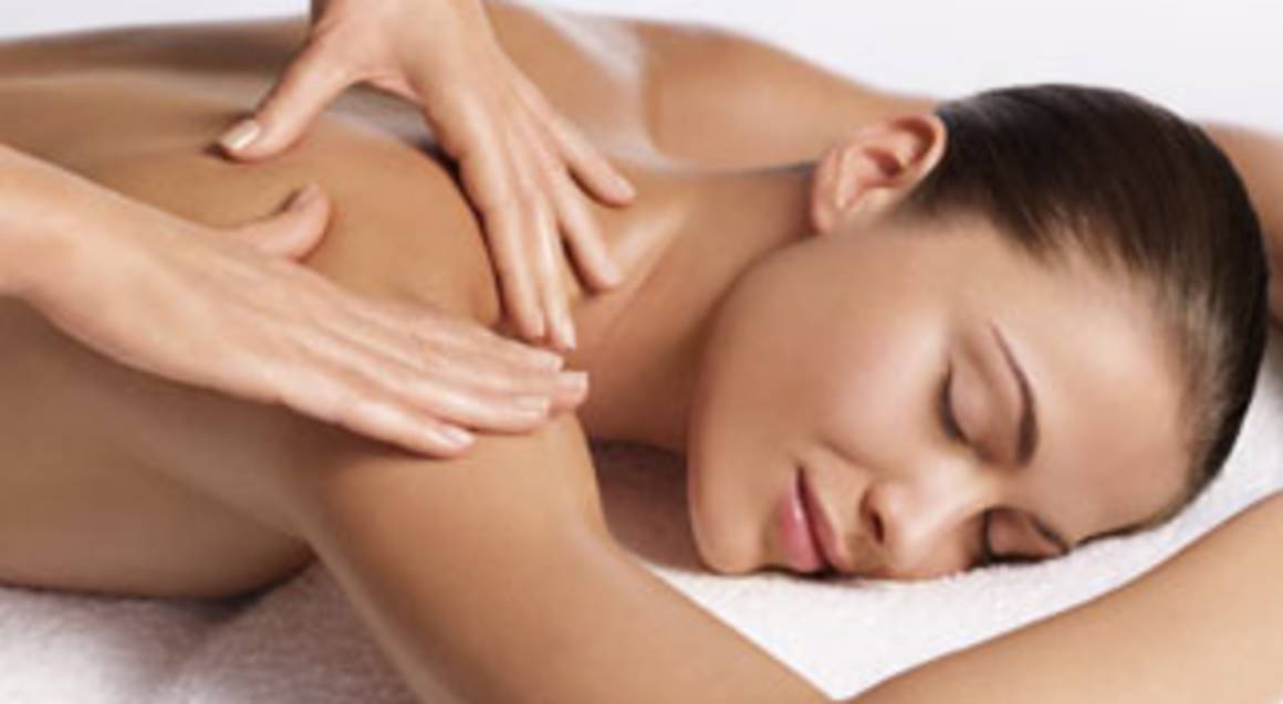 Back, Neck, Leg Massage - 45 Minutes - For Ladies