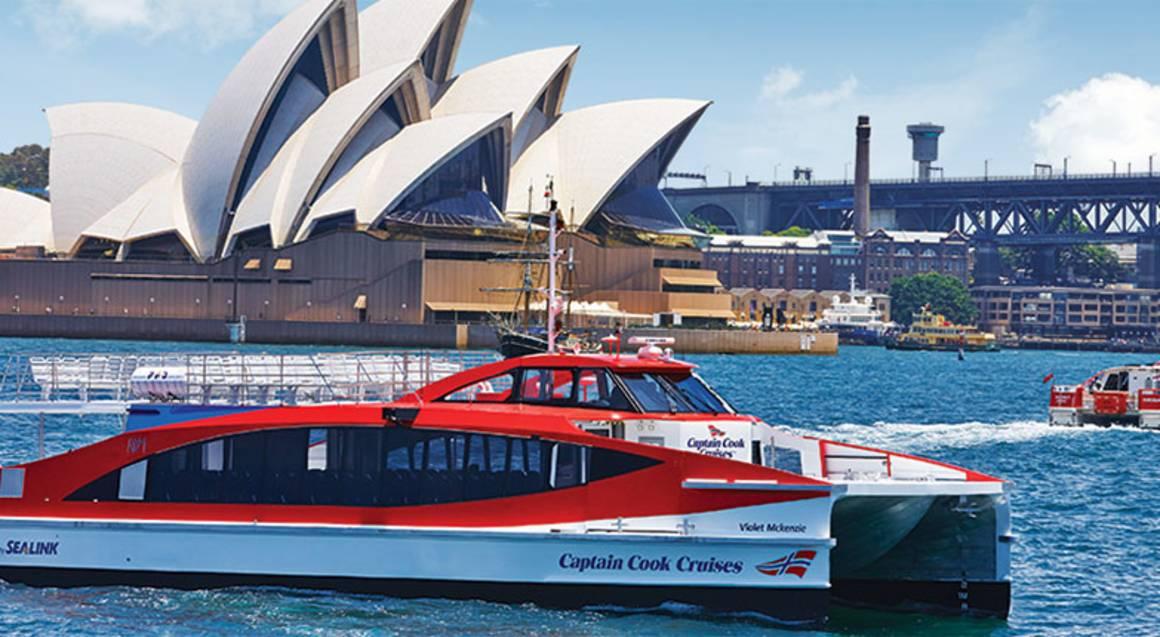Sydney Harbour Cruise with Taronga Zoo Entry - Child