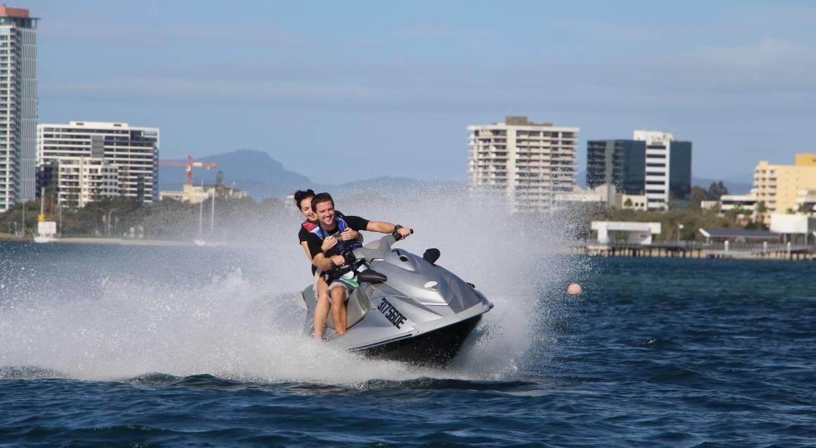 Jet Ski, Parasail, Watersports Adventure - For 2