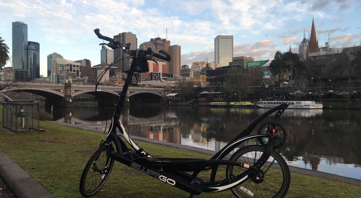 ElliptiGO Bike Scenic Bay Ride Tour - 60 minutes
