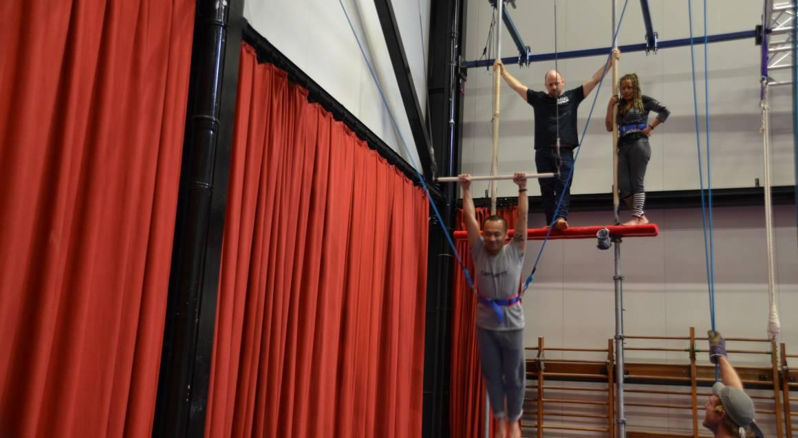 Flying Trapeze Workshop - Melbourne