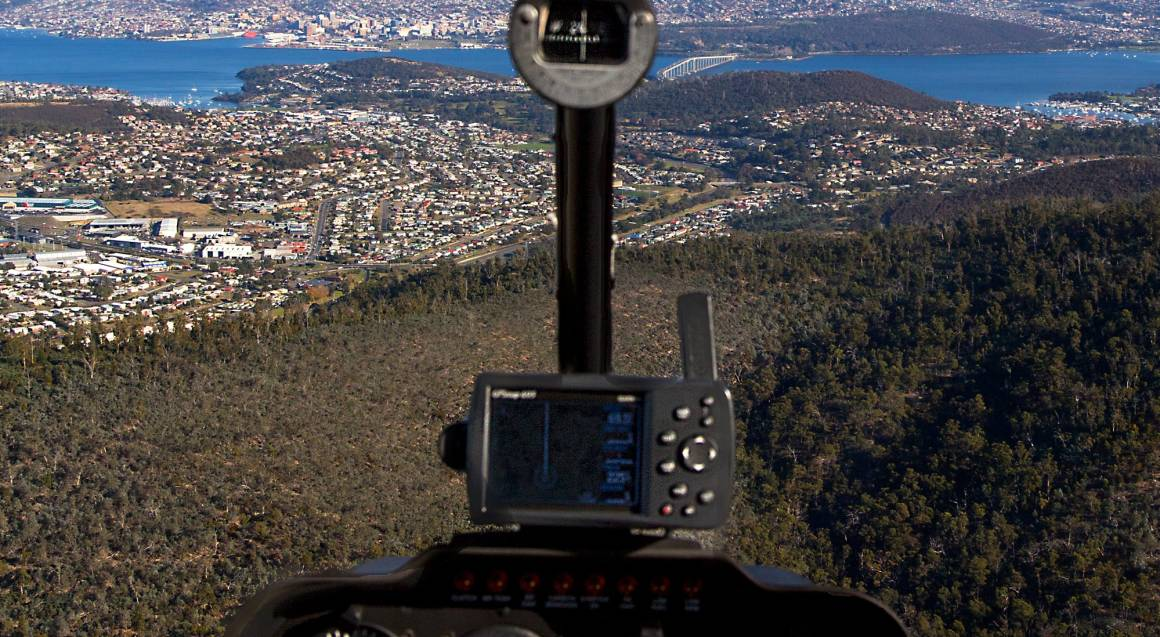 Scenic Helicopter Flight over Hobart - 20 Minutes - For 2
