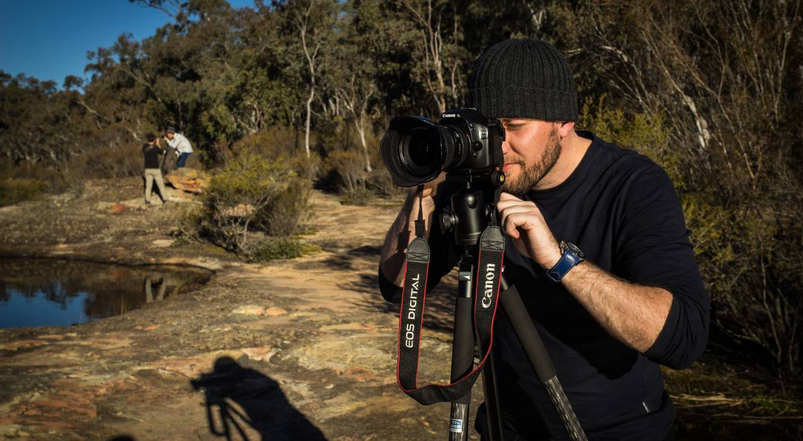 Weekend Photography Course with Camping and Meals
