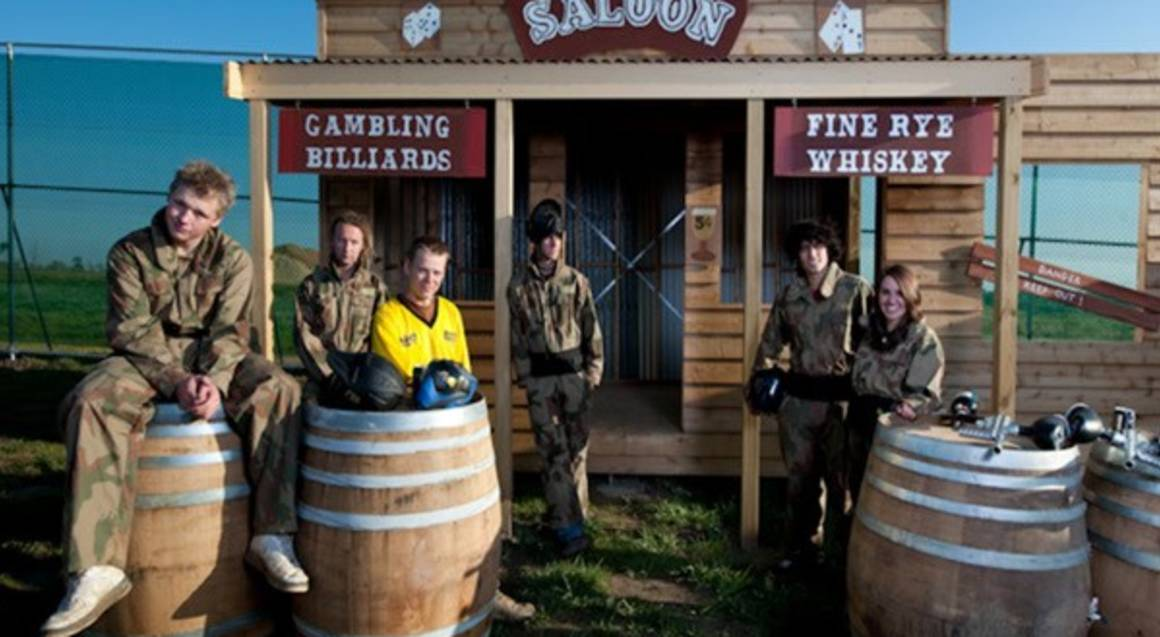 Paintball Experience - 500 Paintballs - Dingley, VIC- For 2
