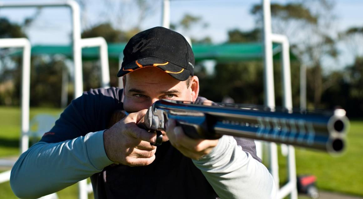 Clay pigeon shooting adelaide