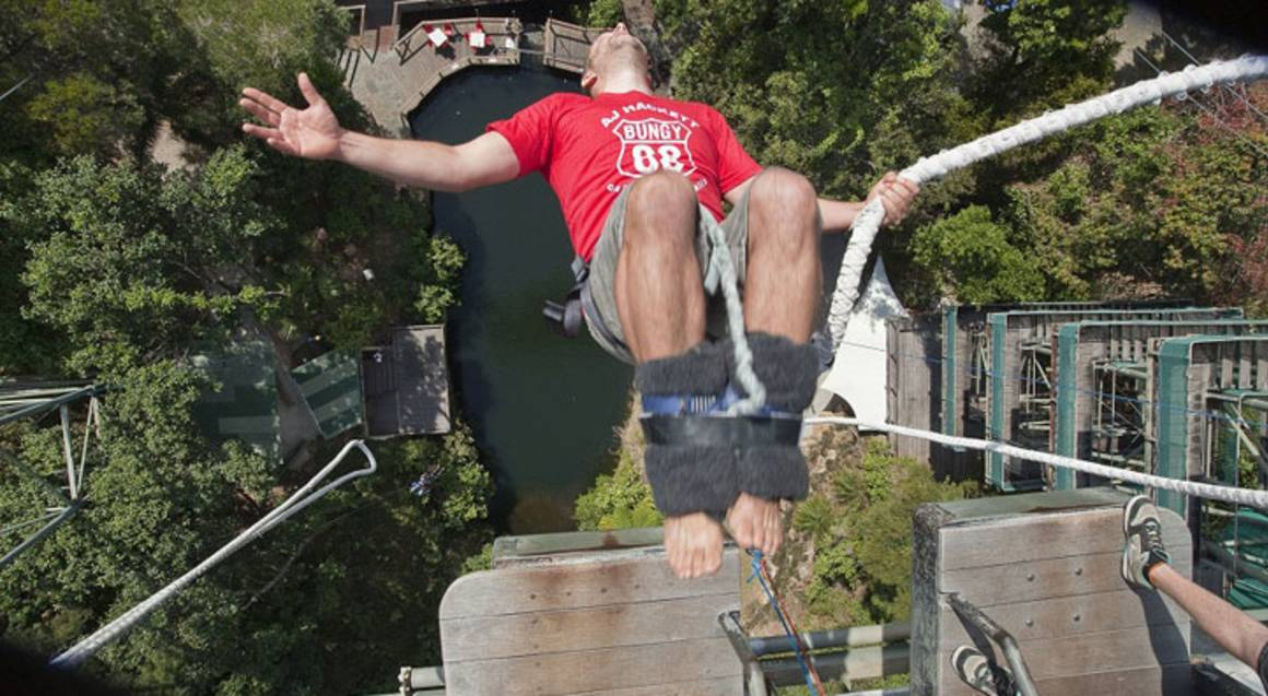 Tower Bungy Jump