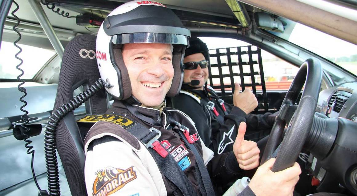 V8 Supercar Drive - 6 Laps - Wakefield Park Raceway