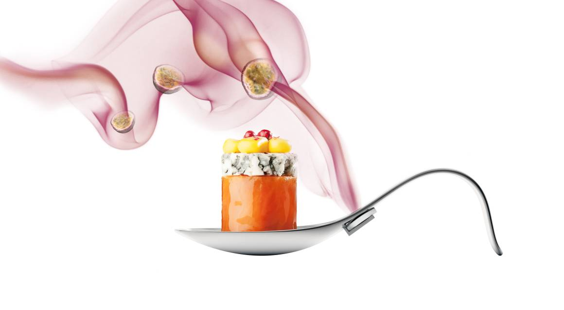 Aroma R-Evolution Food and Scent Pairing Set
