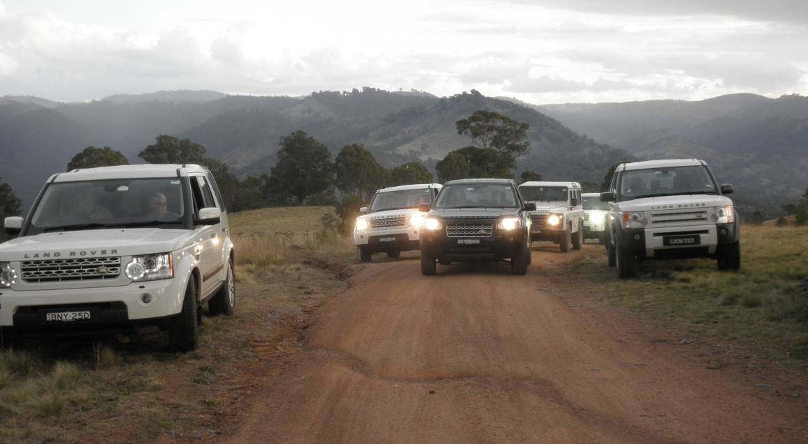 4WD Off-Road Driver Training with Vehicle and Lunch