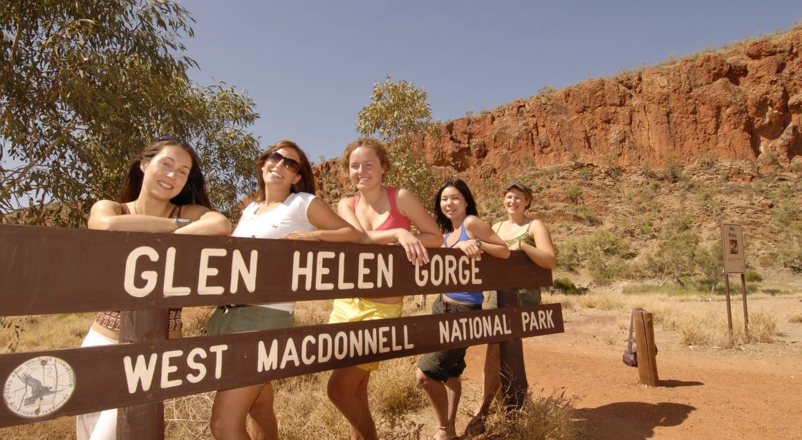 Australian Red Centre Hiking Adventure - 4 Days