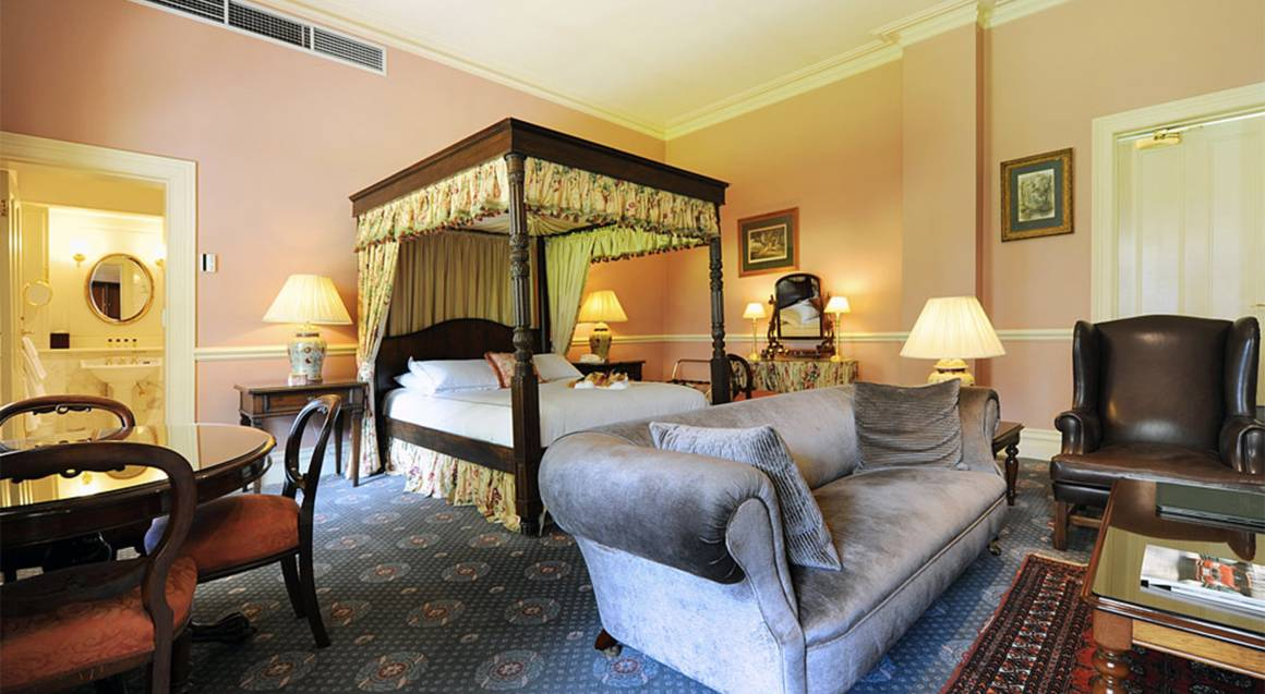 Luxury Chateau Getaway with Dinner and Massages
