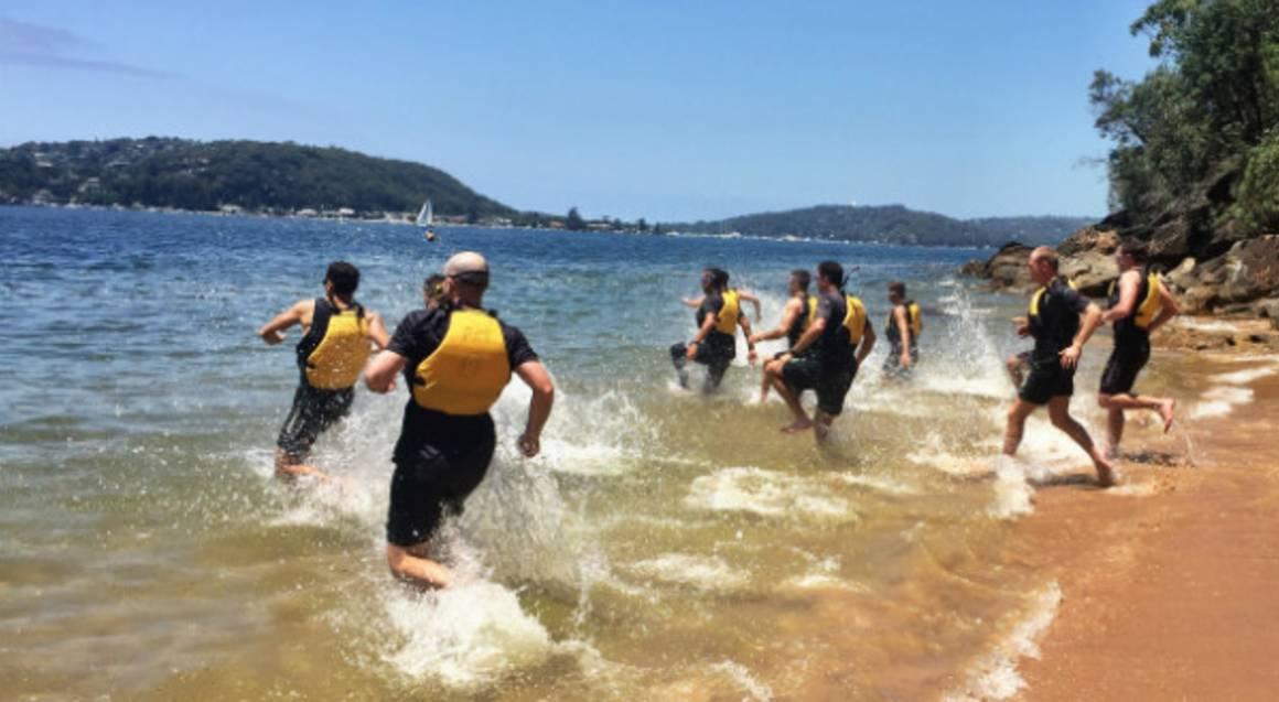 Team Building Survivor Challenge - Kayaking