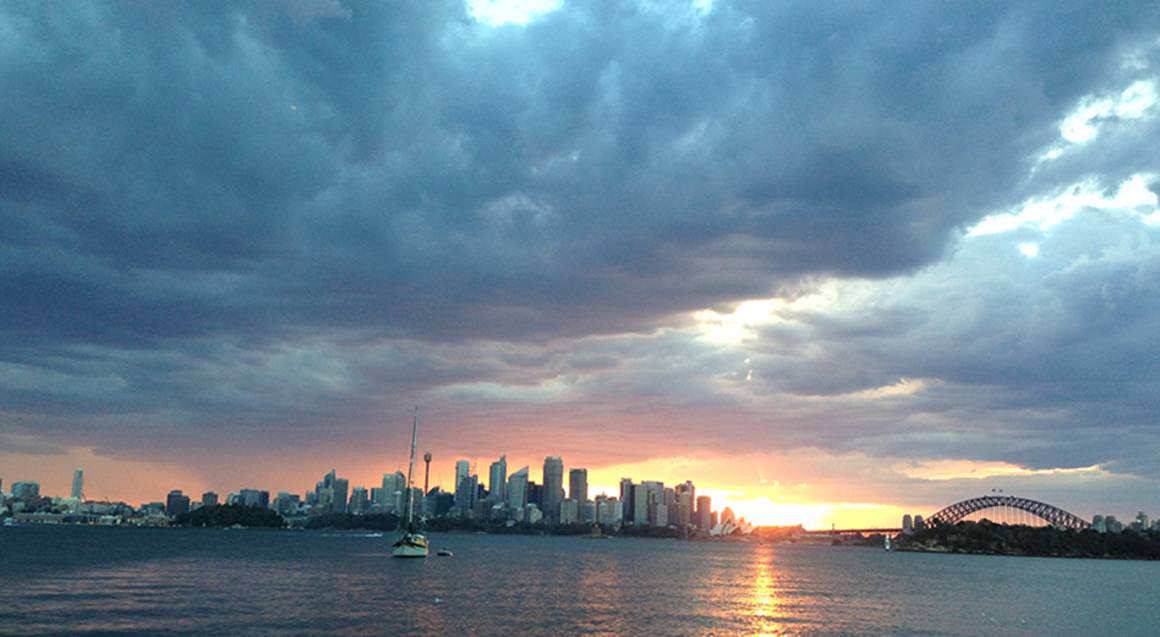 Sydney Harbour Sunset Cruise with Grazing Platter and Drink