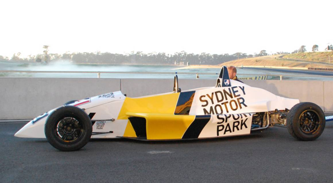F1 Style Race Car Driving and Hot Laps Combo - Weekday