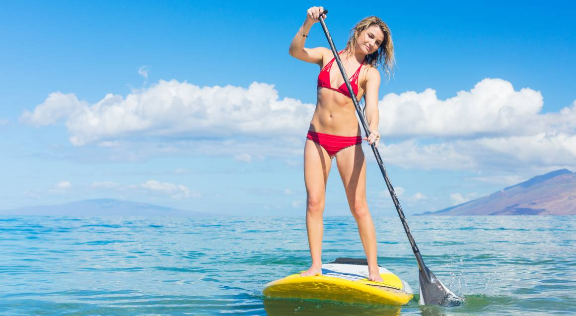 Learn to Stand Up Paddle Board - 90 Minutes
