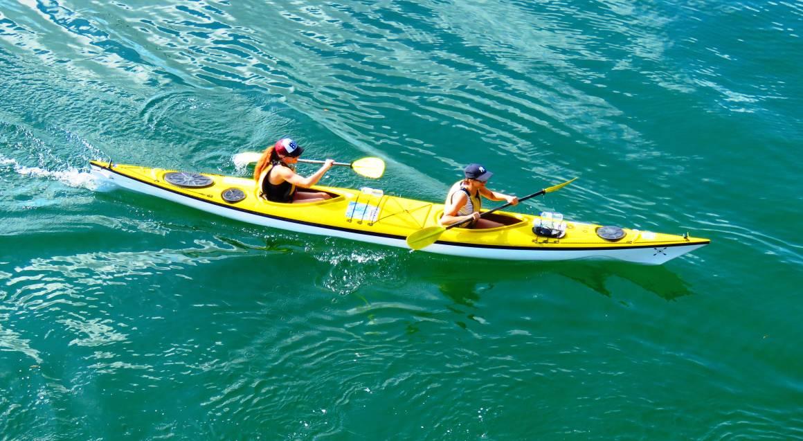 Double Sea Kayak Rental - 3 Hours
