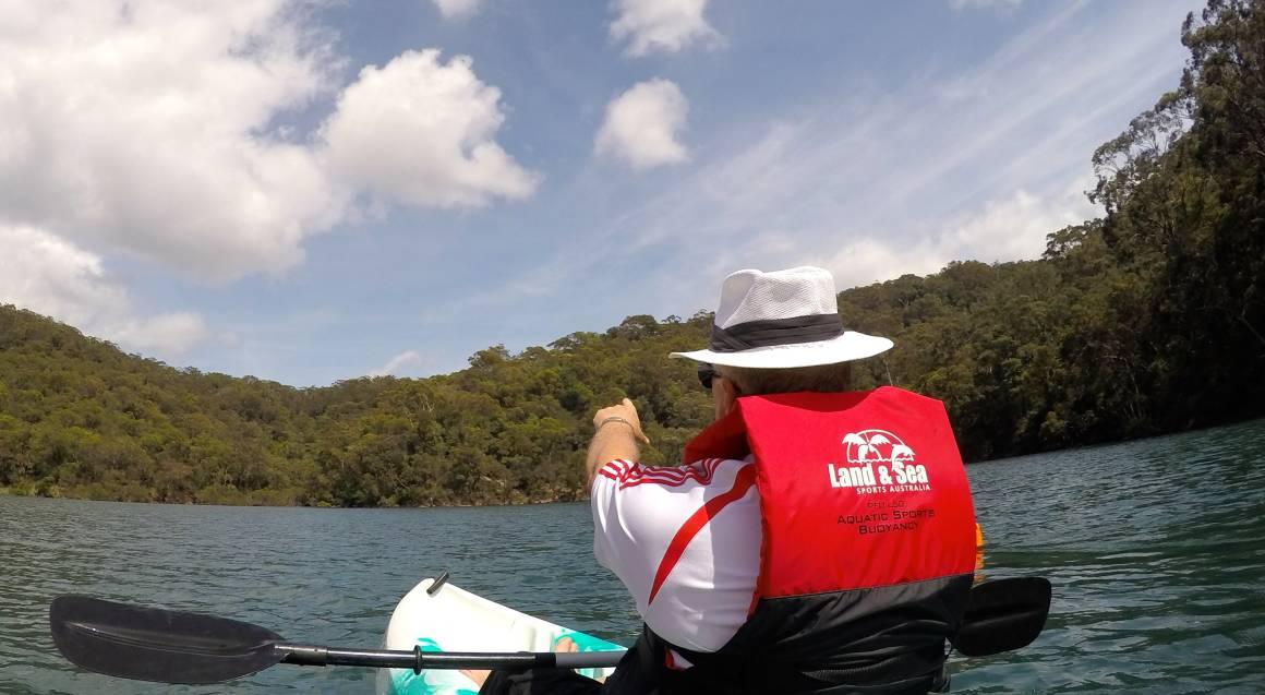 Self Guided Double Kayak Safari - 3 Hours