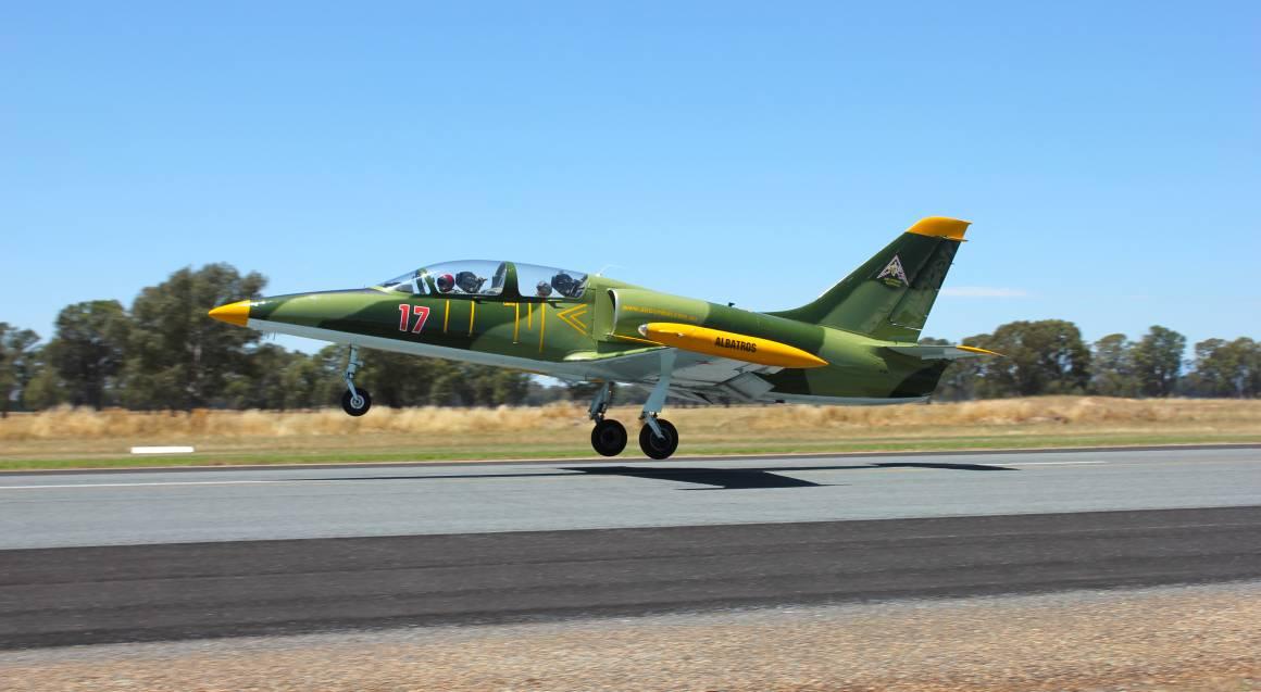 Top Gun Jet Fighter Flight - Sydney - 15 Minutes