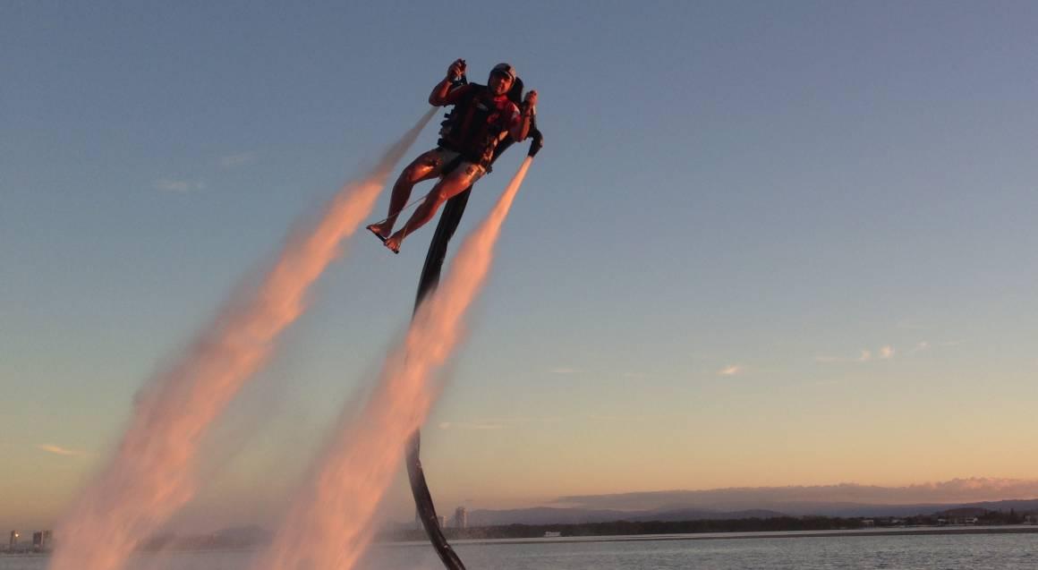 Jetpack or Flyboard Teaser Experience - Sunshine Coast